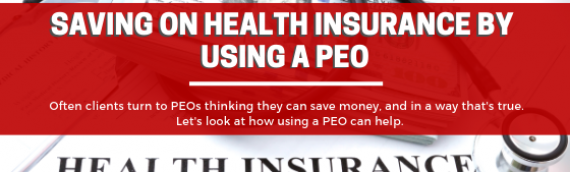 Saving On Health Insurance By Using A PEO